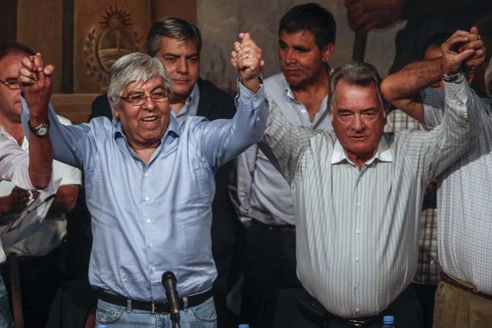 Moyano confirmó una movilización a Plaza de Mayo