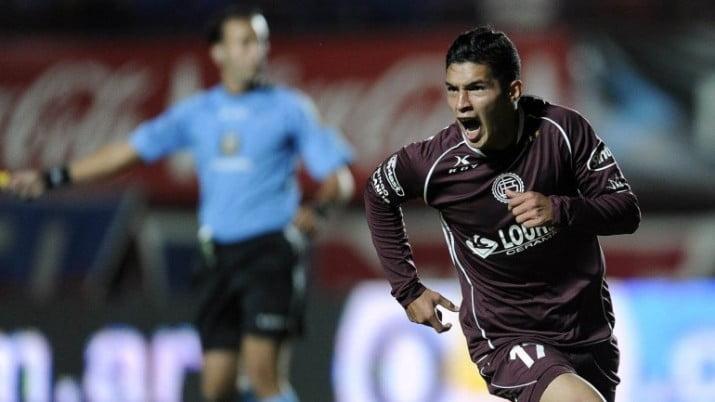Lanús goleó a San Lorenzo
