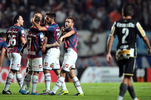 San Lorenzo consiguió el pasaje a octavos de final