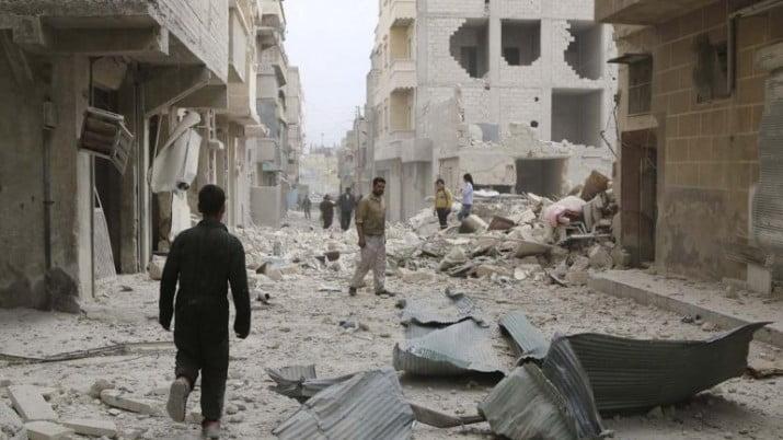 Denuncian un nuevo ataque con gas venenoso en Siria: 7 muertos