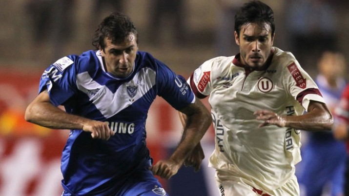 Vélez recibe a Universitario de Perú por la Copa Libertadores