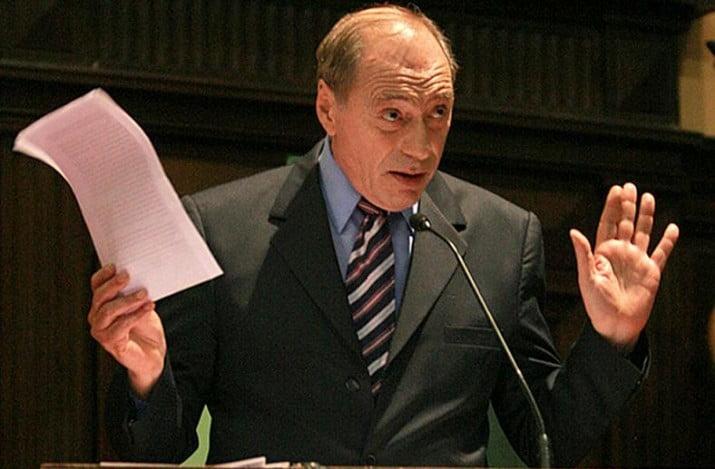 """""""No son ajusticiamientos, sino homicidios calificados"""", afirmó Zaffaroni"""