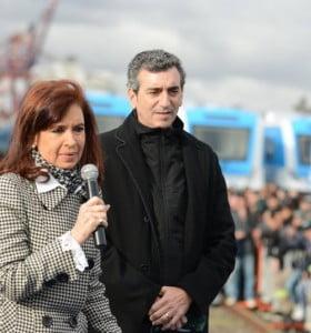 Suspenden acto de Cristina con Randazzo por muerte del intendente interino de Pilar