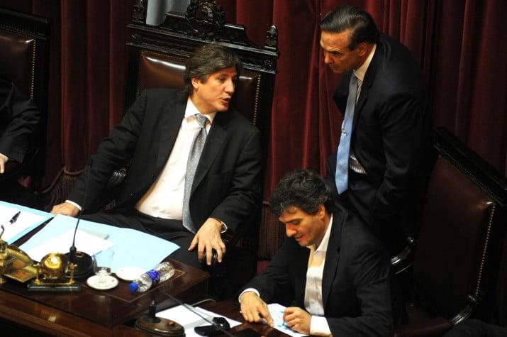El oficialismo rechazó el pedido opositor para que Boudou tome licencia
