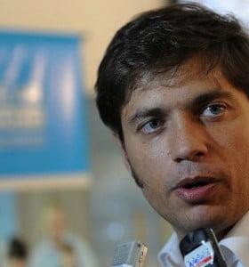 Kicillof reiteró que el Gobierno está dispuesto a dialogar pero sin extorsiones