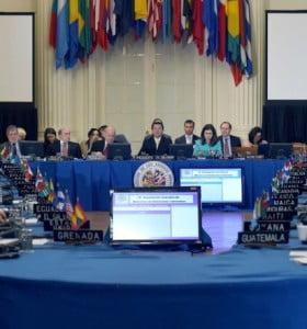 La OEA aprobó la declaración de apoyo a Argentina contra buitres