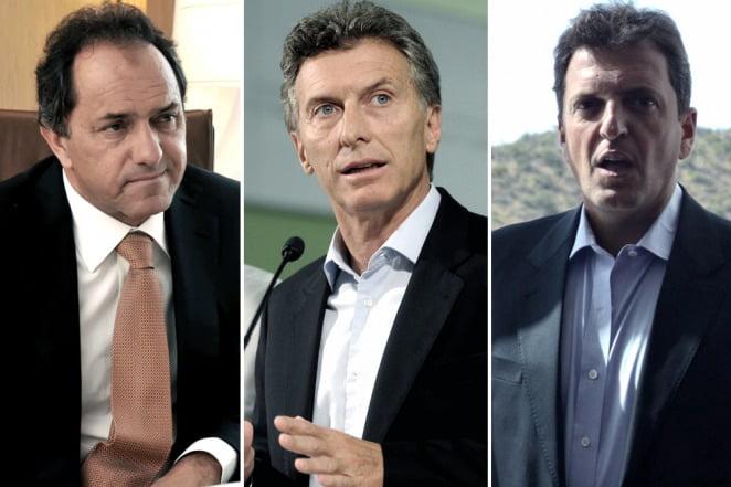 ¿A quiénes votarían los fondos buitre para Presidente de la Argentina?