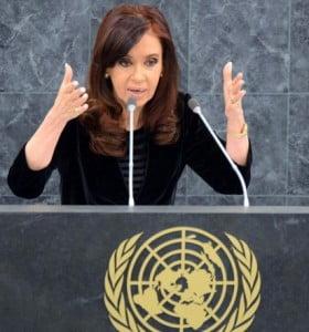 Expectativa por el discurso que dará Cristina en la Asamblea General de Naciones Unidas