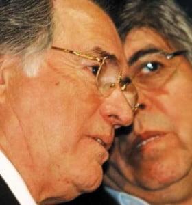 Barrionuevo y Moyano suspendieron las protestas