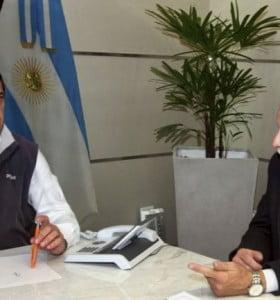 La CGT opositora apoya a Scioli de cara al 2015
