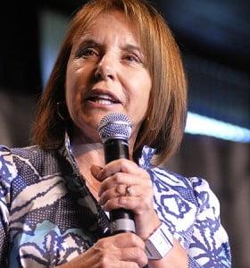 """""""Chiche"""" Duhalde confirmó que será candidata a gobernadora bonaerense"""