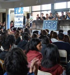 Lanzaron la FES en Tigre con duras críticas al massismo