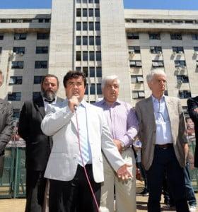 El Gobierno negó que vaya a recusar a los jueces que participen del #18F