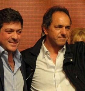 Mariotto se puso naranja y el sciolismo puro ahora lo destaca como candidato