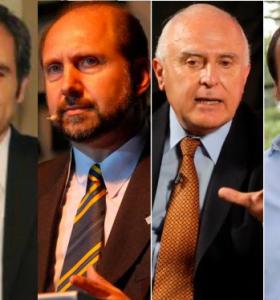 Del Sel, Lifschitz, Perotti y Martínez definirán el 14 de junio la Gobernación