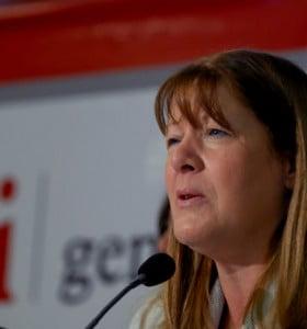 """""""Algunos del GEN me querían aliada con Macri"""""""