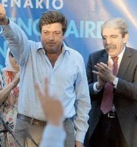 Intendentes del FpV se juegan con la fórmula Aníbal-Mariotto