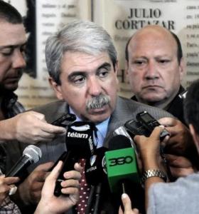 """Aníbal F. dice que detrás del choque hay """"mafias"""""""