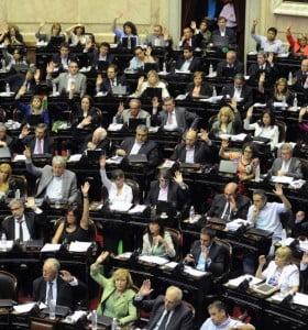 Diputados aprobó la ley de movilidad de las asignaciones familiares
