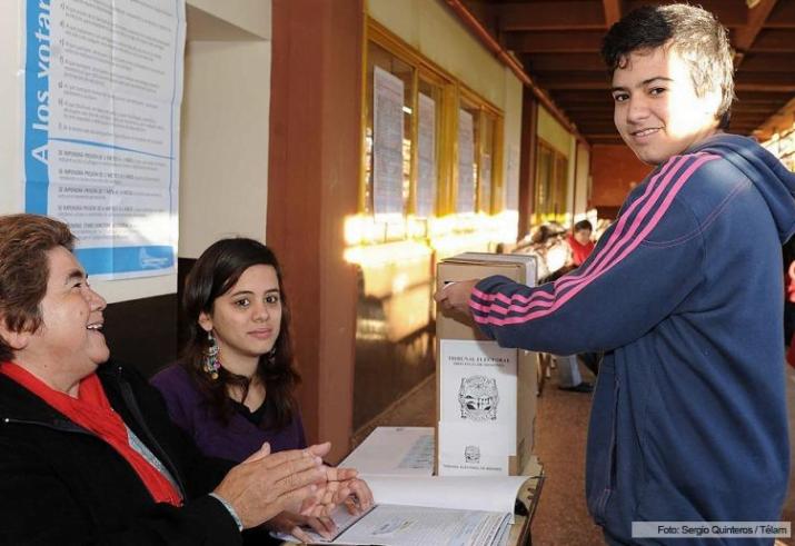 Los tucumanos de 16 y 17 años no podrán votar en las provinciales