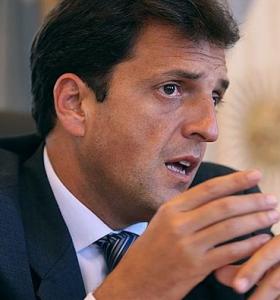 """Massa: Cambiemos está en """"situación de caída"""" tras escándalo Niembro"""
