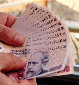 El Índice de Salarios registró en julio una suba de 29,17 por ciento interanual