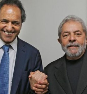 Scioli y Lula en el Tercer Congreso Internacional de Responsabilidad Social