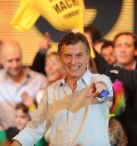 """Macri: """"No me la tengo que creer"""""""