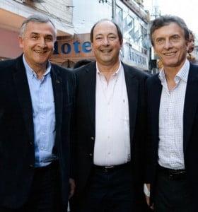 Tras la polémica, Macri se reúne con la cúpula de la UCR