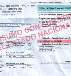 El Banco Ciudad advirtió que el tarifazo afectará el costo de vida