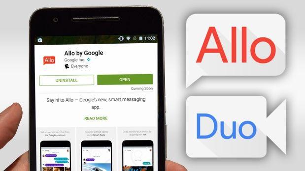 Allo, la nueva apuesta de Google para derrotar a WhatsApp