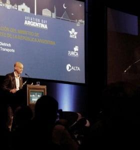 Rutas, puertos y transporte: Dietrich busca US$ 13.000 millones en China