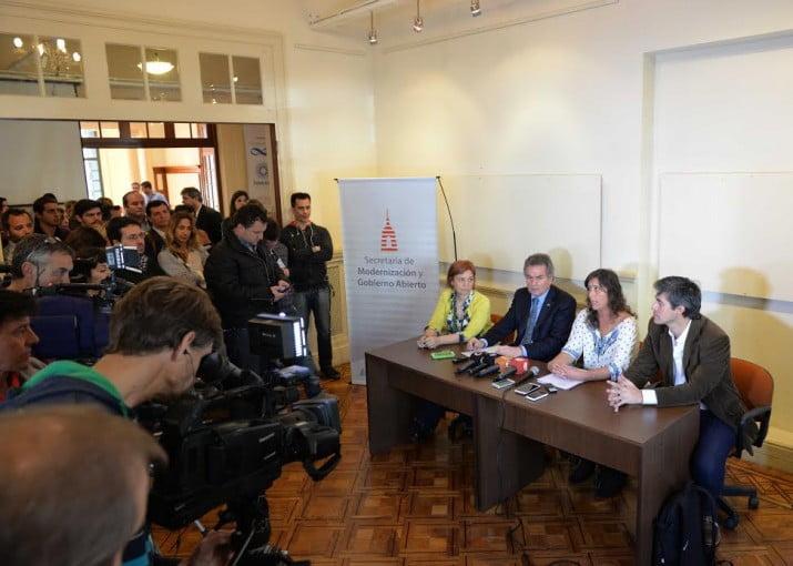El municipio busca garantizar el acceso a la información pública