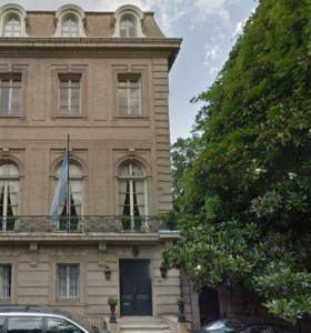 El Estado venderá residencias oficiales en EEUU