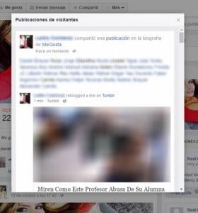Usan una maniobra para robar contraseñas de Facebook