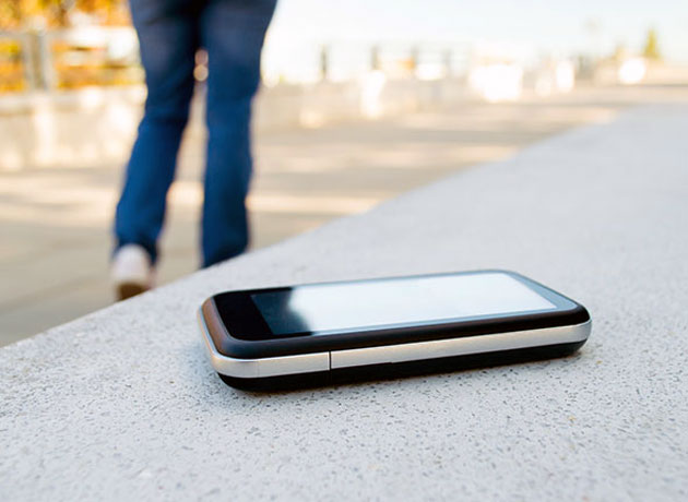 ¿Cómo localizar un teléfono móvil perdido?