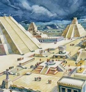 Revelan la causa del exterminio de los aztecas