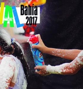 Festejos de carnaval Bahía 2017