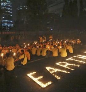 Casi 7.000 ciudades apagaron sus luces por el cambio climático