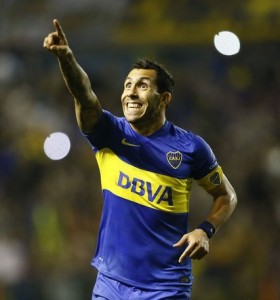 La bomba de Angelici: ¿Tevez vuelve a Boca?