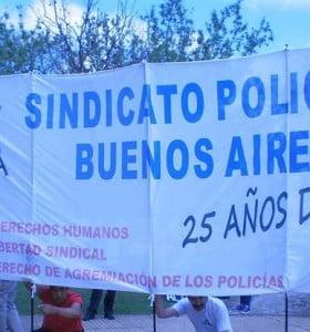 La Corte negó la personería gremial para sindicato de policías bonaerenses