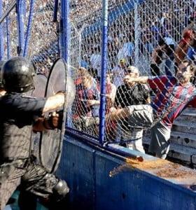 Habrá un nuevo protocolo para prevenir la violencia en el fútbol
