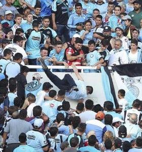 Violencia en el fútbol: aplicarán más controles en los accesos a los estadios