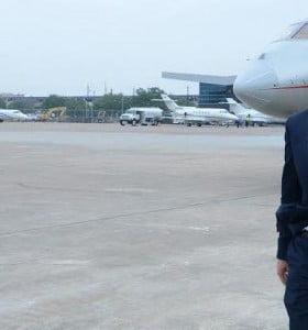 Macri llegó a EEUU: en su primer día, buscará inversiones de petroleras
