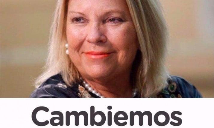 Lilita va por todo: se lanza en la Ciudad y también hace campaña en Provincia