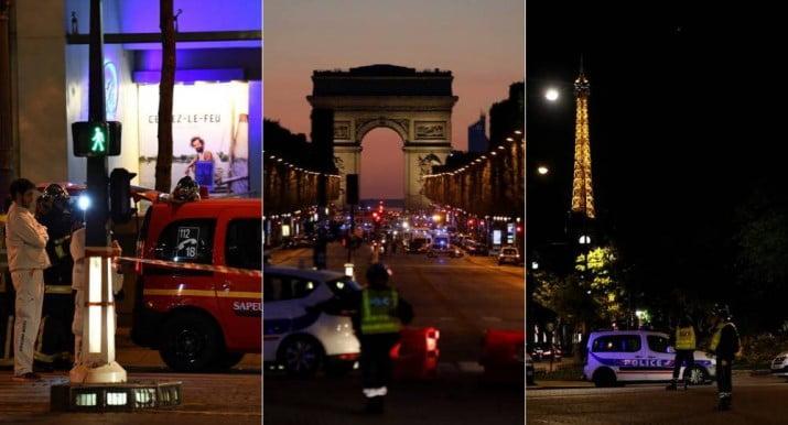 Francia bajo alerta: tiroteo en centro de París dejó dos muertos
