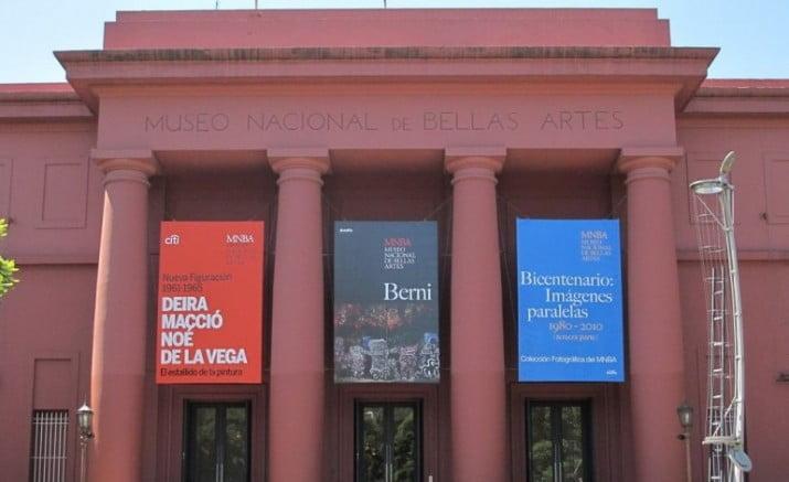 """Macrismo busca transformar los museos nacionales en """"aparatos económicos"""""""