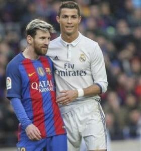 Un estudio revela cuántos millones cuestan Messi y Ronaldo