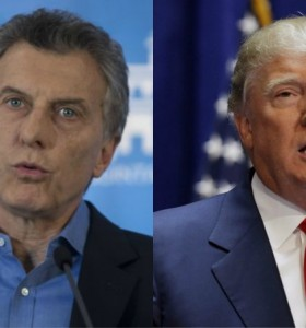 Macri viaja esta noche a EE.UU. para reunirse con Donald Trump y petroleros