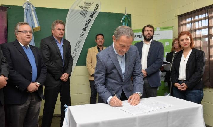 Se inauguró el Centro de Estudios Penitenciarios del Sur